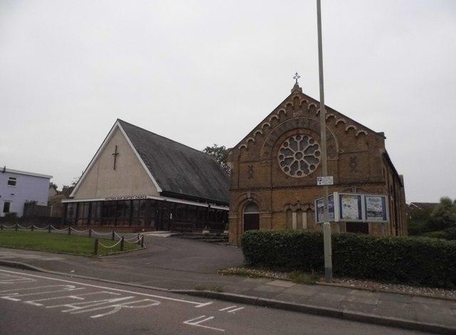 Potters Bar Baptist Church
