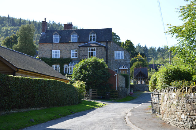The Old Rectory, Hopesay