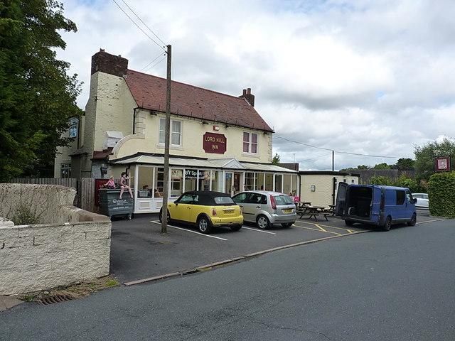 The Lord Hill Inn