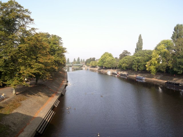 The Ouse from Lendal Bridge