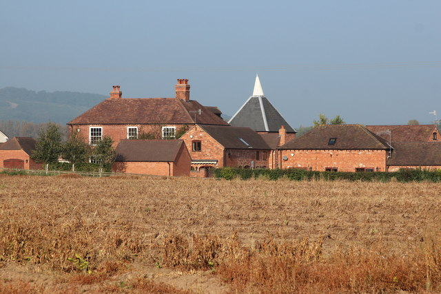 Oast House at Upper House Farm, Sherridge Road, Leigh Sinton