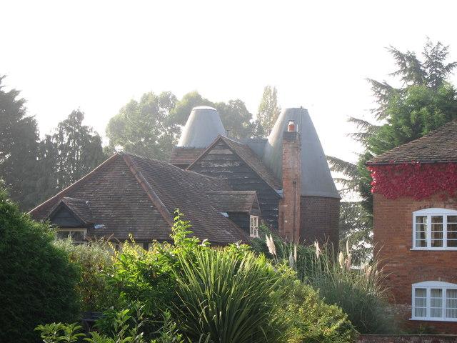 The Oast House, Leigh Sinton
