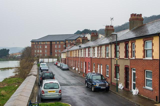 Glanrafon Terrace