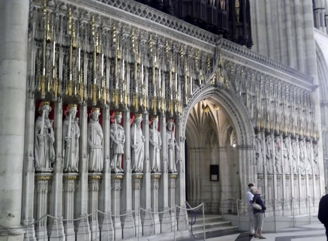 King's Screen, York Minster