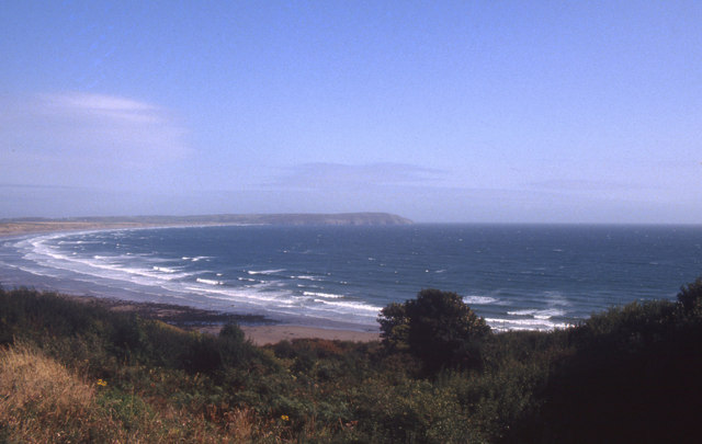 A good surf, Hells Mouth