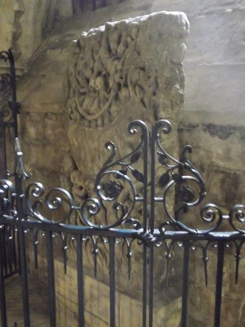 Doomstone, York Minster