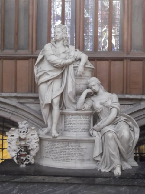 Monument, York Minster