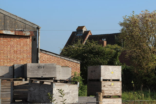 Old Hop Kiln, Sherridge Road
