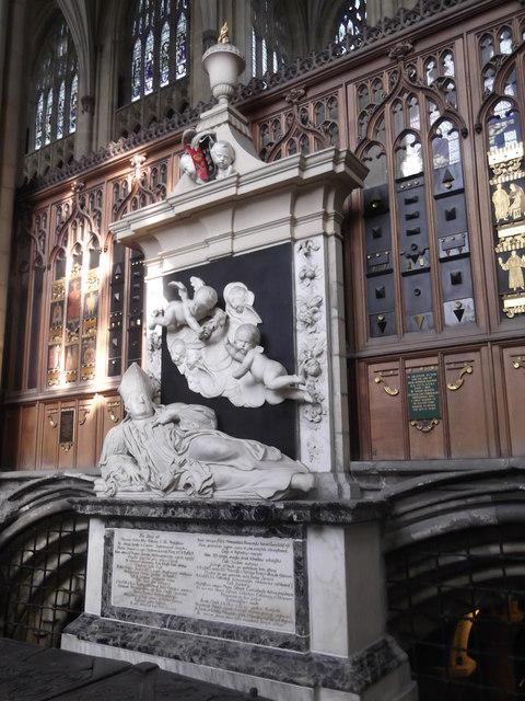 Latin-inscribed Monument, York Minster