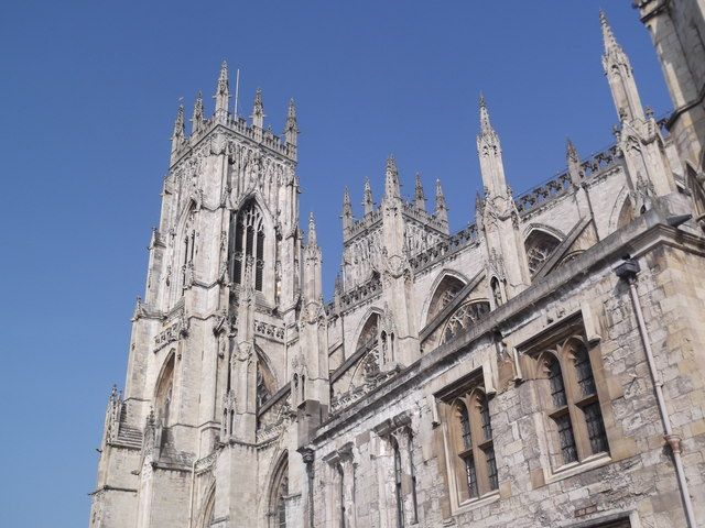 South Tower, York Minster
