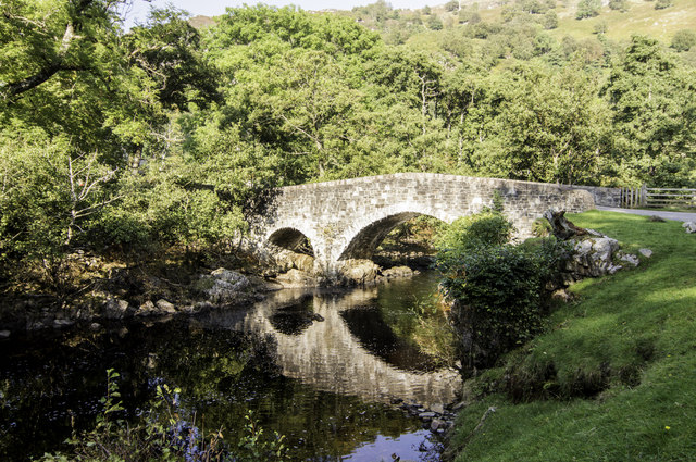 Bridge over the River Dundonnell