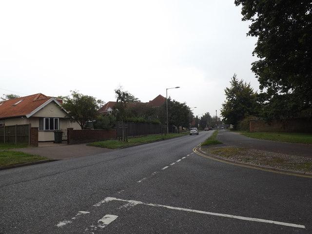 Earlham Green Lane, Earlham, Norwich