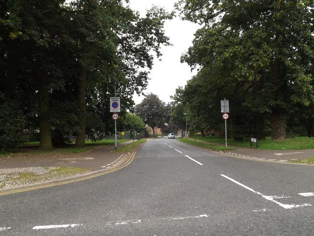 Cunningham Road, Earlham Norwich