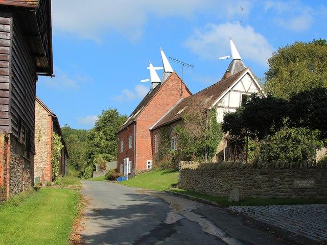 The Oast House, Blackhouse Lane