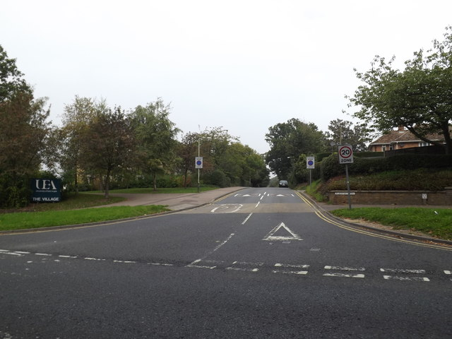 Wilberforce Road, Earlham, Norwich