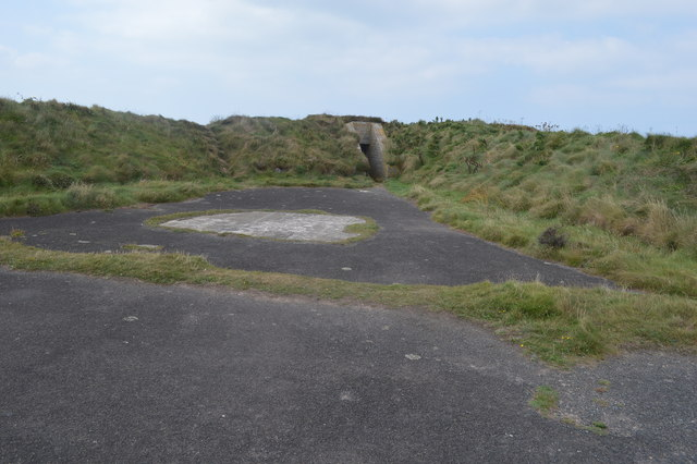 Clifftop Dispersal - Perranporth Airfield