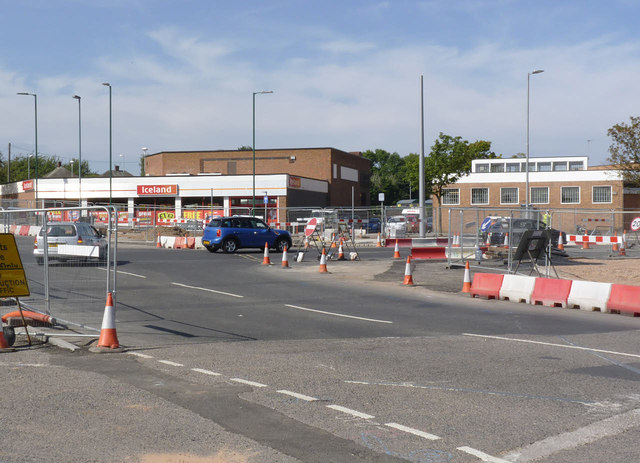 Southchurch Drive/Green Lane crossing