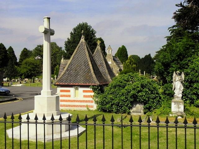 Cross of Sacrifice, St Jude's Cemetery