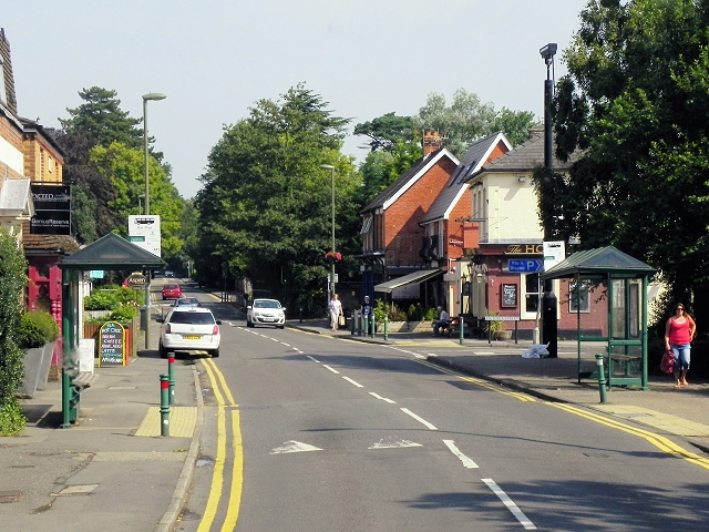 Englefield, St Jude's Road