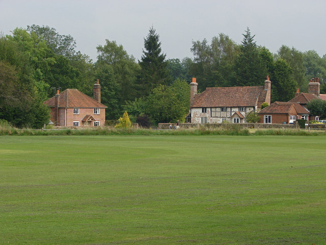 Bramley cricket pitch