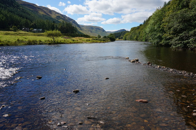 River Lyon, Glen Lyon