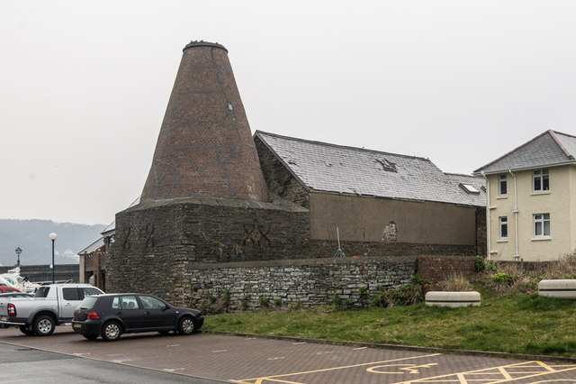 Old malthouse and kiln