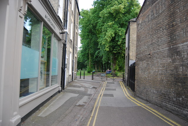 Pike's Walk