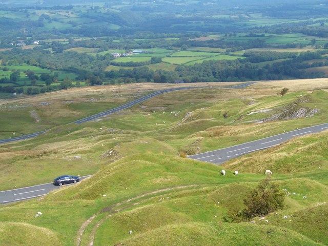A 'Top Gear' road?