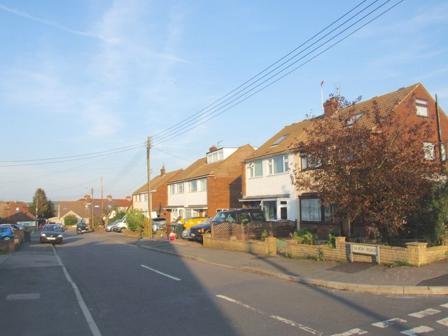 Saxon Road, Hawley