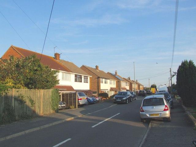 Alfred Road, Hawley