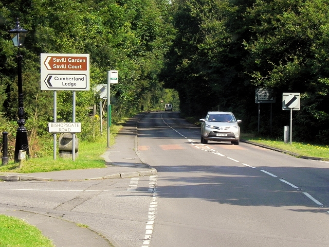 A328, St Jude's Road