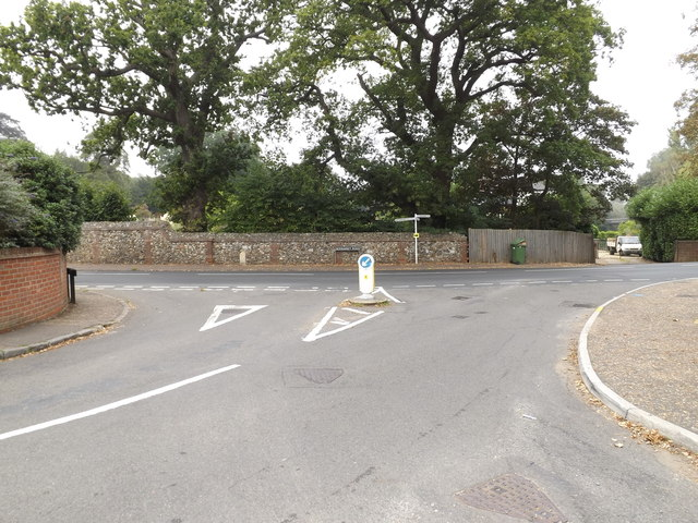 Intwood Road, Cringleford