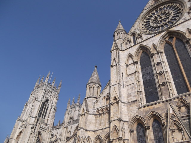 Architecture, York Minster