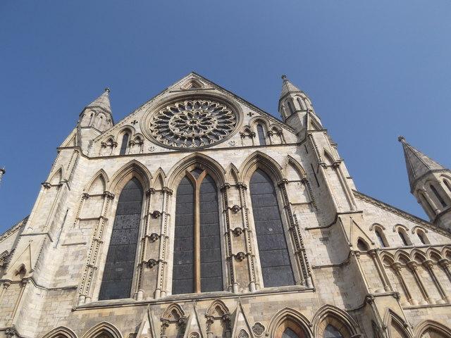 Windows, York Minster