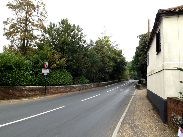 Newmarket Road, Cringleford
