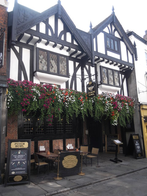 Punch Bowl, Stonegate, York