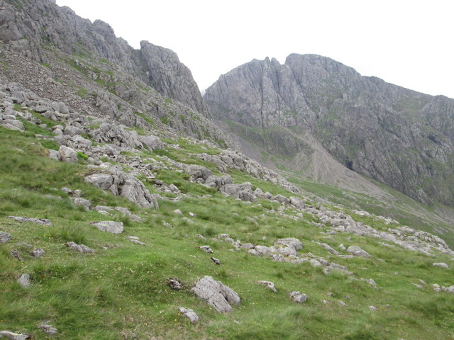 Scafell Crags