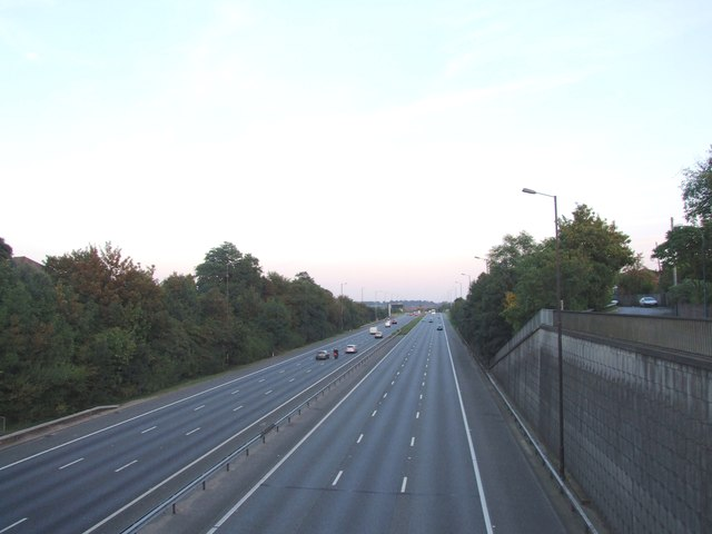 A2, near Wilmington