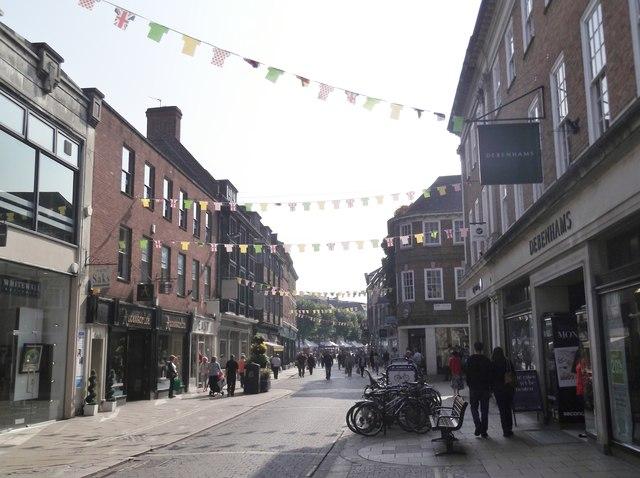 Davygate, York