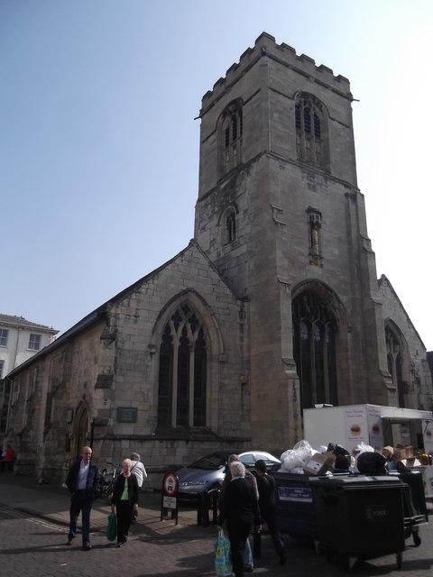 St Sampson's Church, Church Street, York