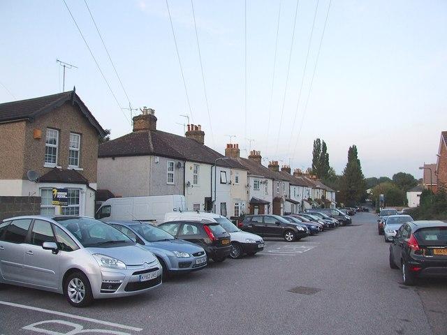 Powder Mill Lane, Dartford