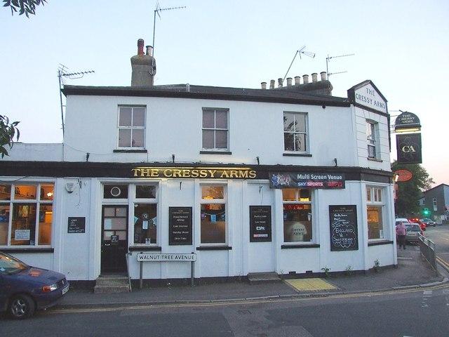 The Cressy Arms, Dartford