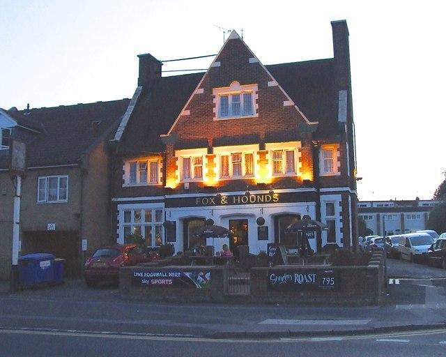 Fox & Hounds, Dartford