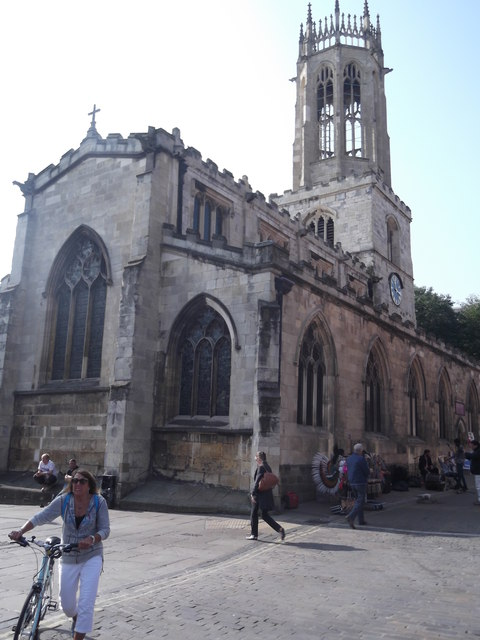 All Saints Church, Pavement, York