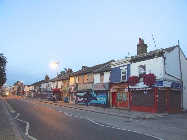 Lowfield Street, Dartford
