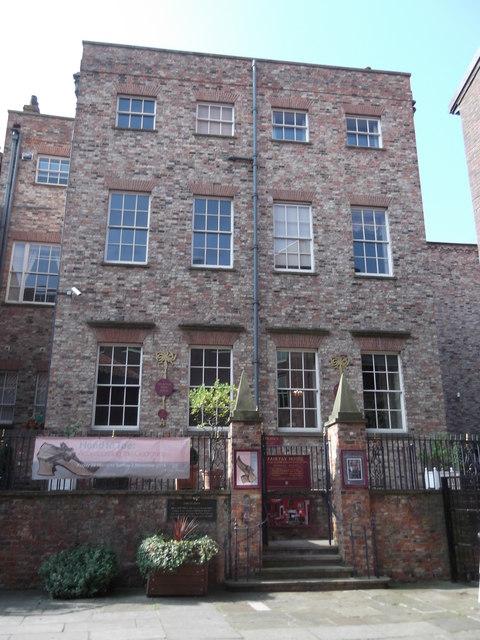 Fairfax House, Castlegate, York