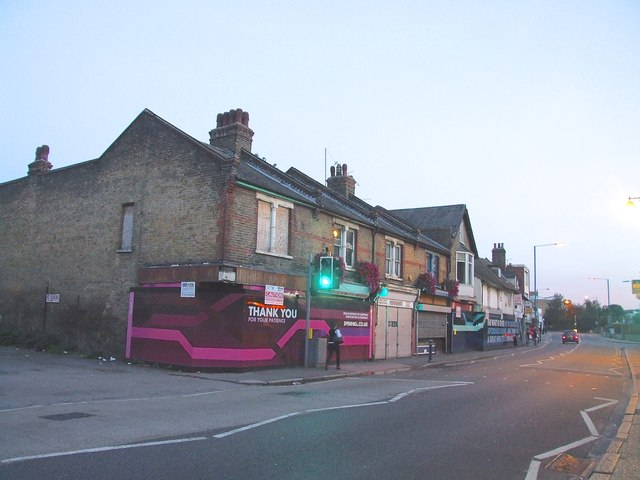 Lowfield Street, Dartford