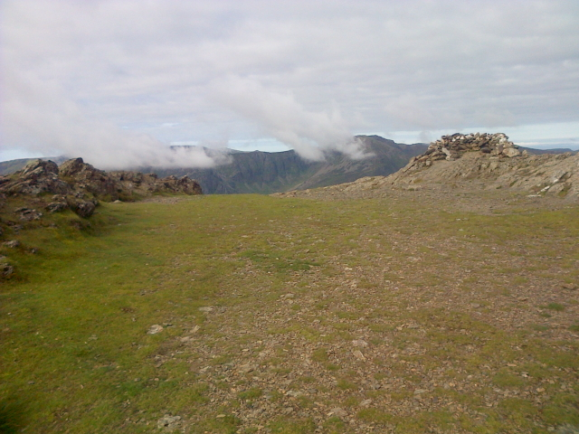 Robinson Summit Plateau