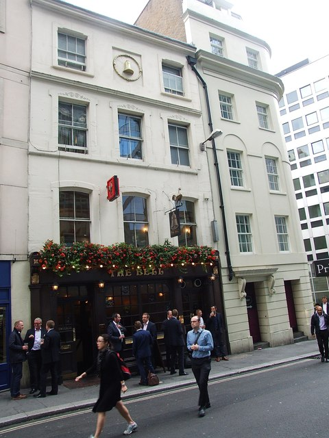 The Bell, London