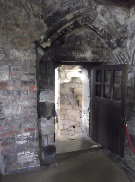 Stairwell, Clifford's Tower